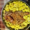 Easy Chicken with Potatoes