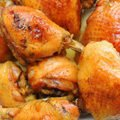 Quick Chicken Drumsticks in the Oven
