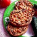 Minced Meat Sandwiches