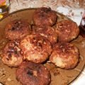 Country-Style Homemade Meatballs