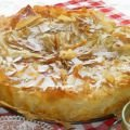 Syruped Phyllo Pastry Cake with Pumpkin