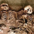 Archaeological Digs - Uncovered Remains of a Couple in Love from the Bronze Age