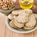 Ideas for Crackers with Sesame Seeds