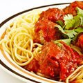 Exquisite Spaghetti with Meatballs
