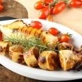 Greek-Style Stuffed Calamari
