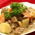 Stew with Pork and Potatoes