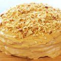 Carla Cake with Caramel Cream
