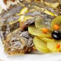 Fish and Seafood - Turbot