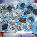 Vegan Bonbons with Nuts and Dates