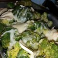 Steamed Broccoli in Butter