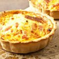 Cheese and Ham Tart