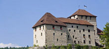 Castles in Austria -  Schattenburg Castle
