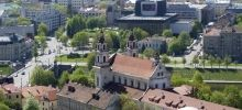 Cities in the World, Most beautiful Cities -  Vilnius