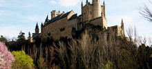 -  Castle Alcazar of Segovia