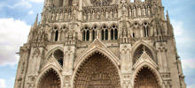 Gothic Churches -  Amiens Cathedral