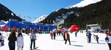 Ski legends opened the new winter season in Bansko
