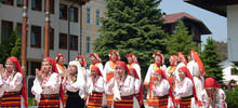 Bansko is the summer capital of culture in the Balkans