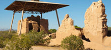 National Monuments -  Casa Grande Ruins National Monument