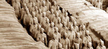 Tombs -  Terracotta Army