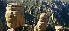 National Monuments -  Chiricahua National Monument