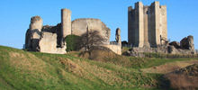 -  Conisbrough Castle