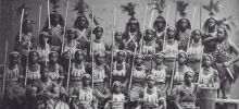 Mysteries24 - The Most Fearsome Women in History - the Dahomey Amazons