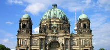 Churches, Cathedrals and Temples -  Berlin Cathedral - Berliner Dom