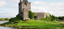 -  Dunguaire castle