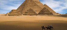 Egyptian Pyramids - Secrets of the Cheops pyramid