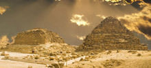 Egyptian Pyramids - Egyptian Tombs to disappear in 150 years