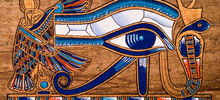 Valley of Death in Ancient Egypt - The Eye of Ra