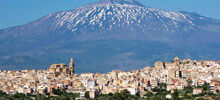 Most beautiful mountains  -  Mount Etna