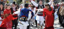 Razlog Gathers Thousands of Traditionally Costumed People Once Again