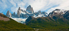 Most beautiful mountains  -  Mount Fitz Roy