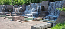 Washington -  Franklin Delano Roosevelt Memorial
