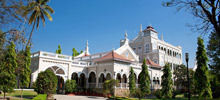 World's castles , Page 4 -  Aga Khan Palace - Ghandhi Memorial