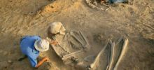 Pictures of the Giant Human Bones Discovered in Peru - Another Giant Skeleton in Yakutia?