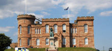 -  Inverness Castle