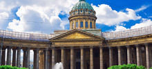 Churches, Cathedrals and Temples -  Kazan Cathedral