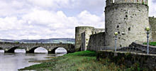 -  Castle of King John in Limerick