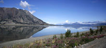 Lakes , Page 3 -  Kluane Lake