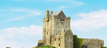 Castles in Irland -  Knappogue Castle