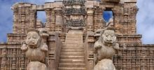 Tourist Attractions and Sightseeing , Page 4 -  Konark Sun Temple