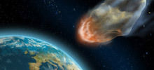 Superstitions related to comet and asteroid - The asteroid Apophis may pass us