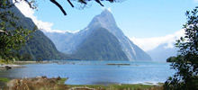 Parks of the world , Page 3 -  Milford Sound
