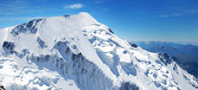 Most beautiful mountains  -  Mont Blanc