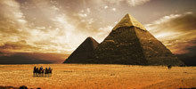 Egyptian Pyramids - Who was it that actually built the pyramids?