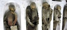 Rosalie Lombardo Died 2 Year old - The Mummies and Catacombs of Palermo