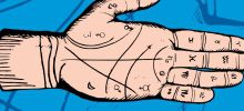 Long Thin Fingers Meaning - Palmistry - Meaning of the Girdle of Venus