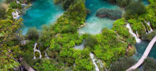 National Parks -  Plitvice Lakes National Park